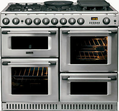 Gas Cooker Installation From Gas Sage Registered