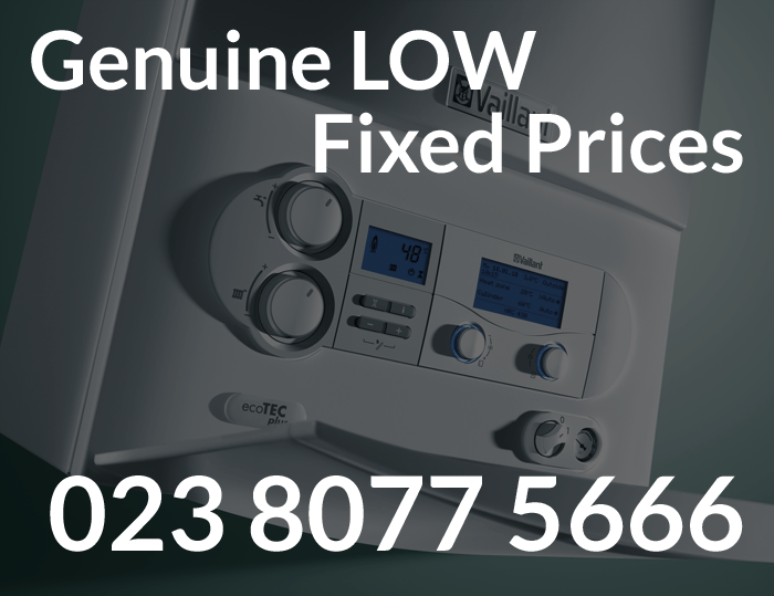 Combi-nation boiler genuine low fixed prices